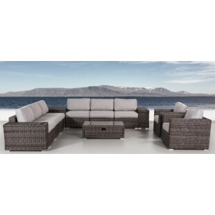 Nolen 12 Piece Sectional Set with Cushions