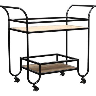 17 Stories Alanson Bar Cart