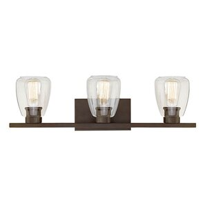 La Habra Heights 3-Light Vanity Light