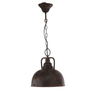 17 Stories Ione 1-Light Dome Pendant