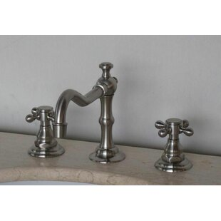 Inexpensive Widespread Faucet with Double Cross Handles ByLegion Furniture