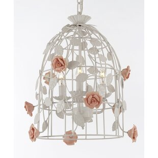 Ophelia & Co. Jacobi 3-Light Lantern Pendant