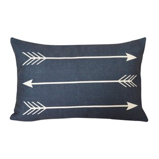Byrd Arrows Lumbar Pillow