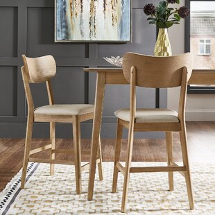 Berens 24'' Bar Stool (Set of 2) George Oliver