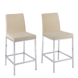Onya Bar Stool (Set of 2) by Orren Ellis