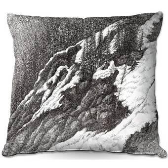 East Urban Home Couch Tartan Crosshatch Throw Pillow Wayfair