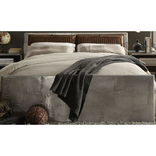 Charlize Queen Upholstered Storage Panel Bed by 17 Stories Purchase