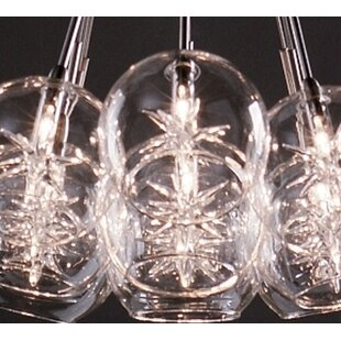 Kugler 37-Light Cluster Pendan..