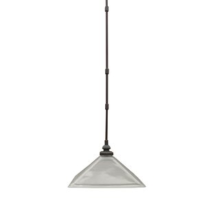 Whitfield Lighting Sienna 1-Light Cone Pe..