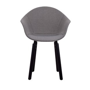 TA Yi Upholstered Armchair by Wrought Studio