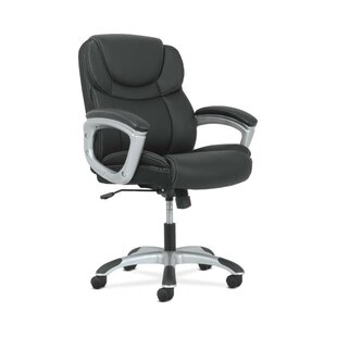 Evander Ergonomic Executive Chair by Symple Stuff Modern