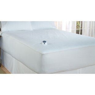 Richter Heat Polyester Heated Mattress Pad