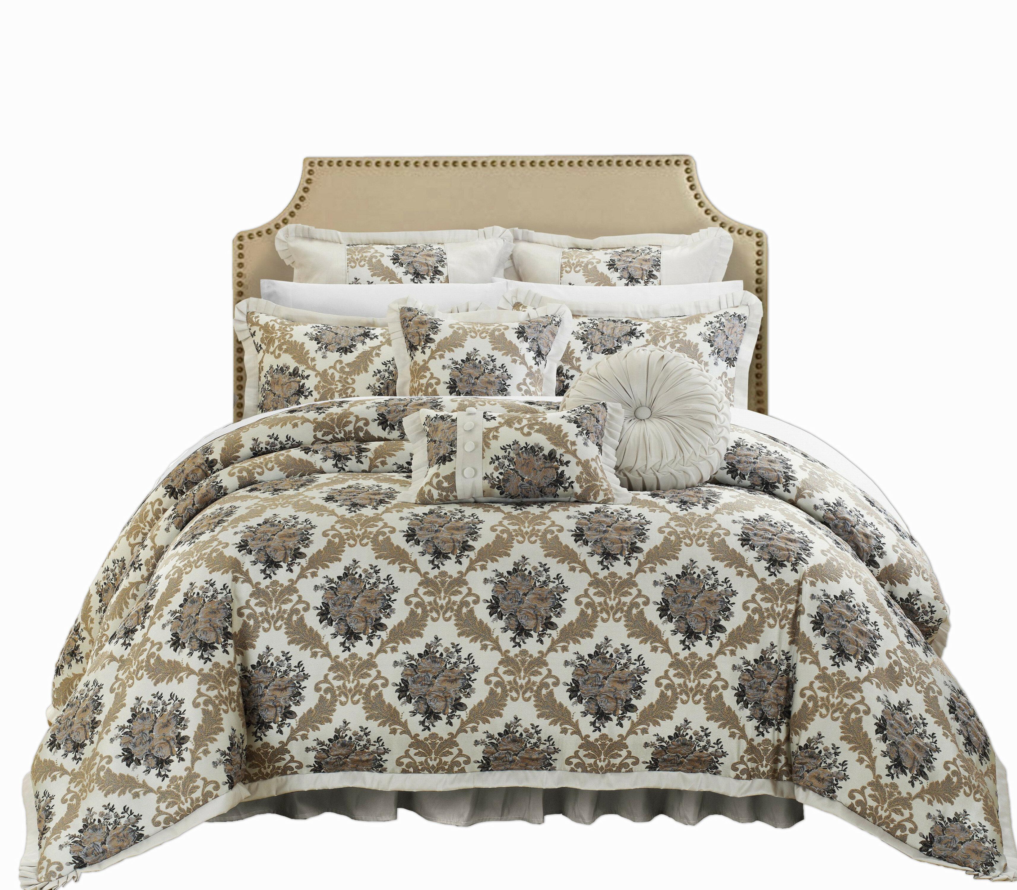 Fleur De Lis Living Parkes Comforter Set Wayfair