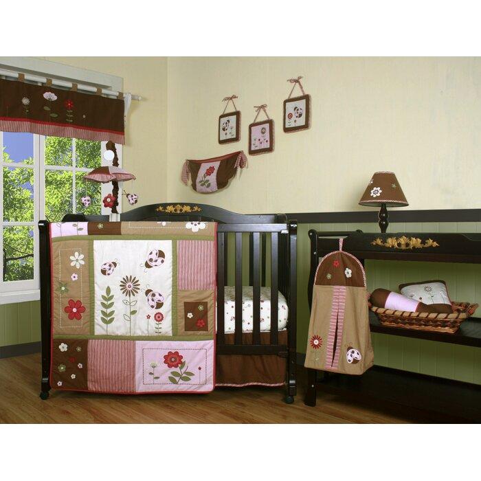 Griner 12 Piece Crib Bedding Set