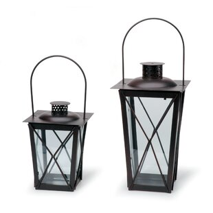 Metal Lantern by Winston Porter