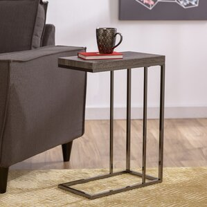 Philippos End Table by Mercury Row