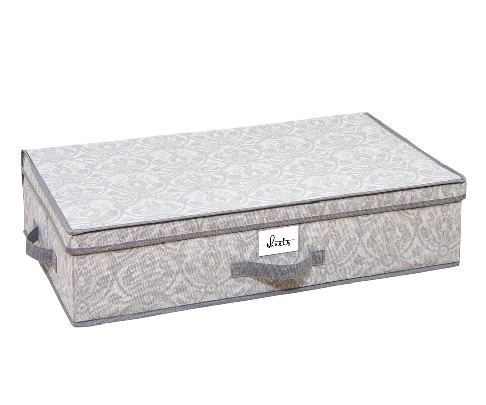 non woven under the bed storage box