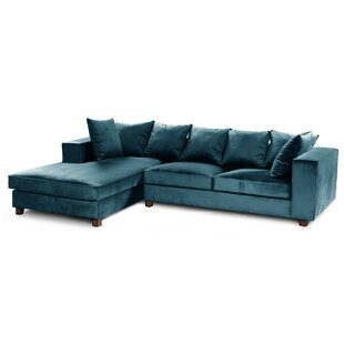 Passendale Reversible Modular Corner Sofa By Fairmont Park