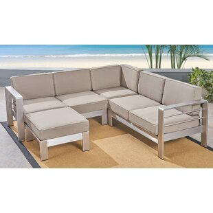 Cecil Modular Sectional with Ottoman