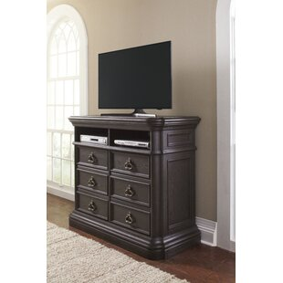 Harlech 6 Drawer Media Chest