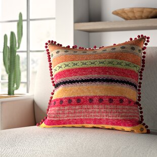 Fressia Cotton Throw Pillow Cover