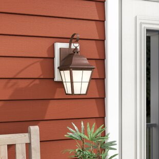 Chancellroy 1-Light Outdoor Wall Lantern