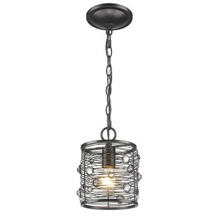 Trent Austin Design Kendra 1-Light Drum Pendant