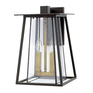 Hinkley Lighting Walker 2-Light Outdoor Wall Lantern