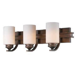 Three Posts Russell Farm 3-Light Vanity Light
