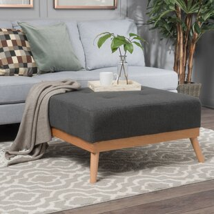 Tore Cocktail Ottoman by Langley Street