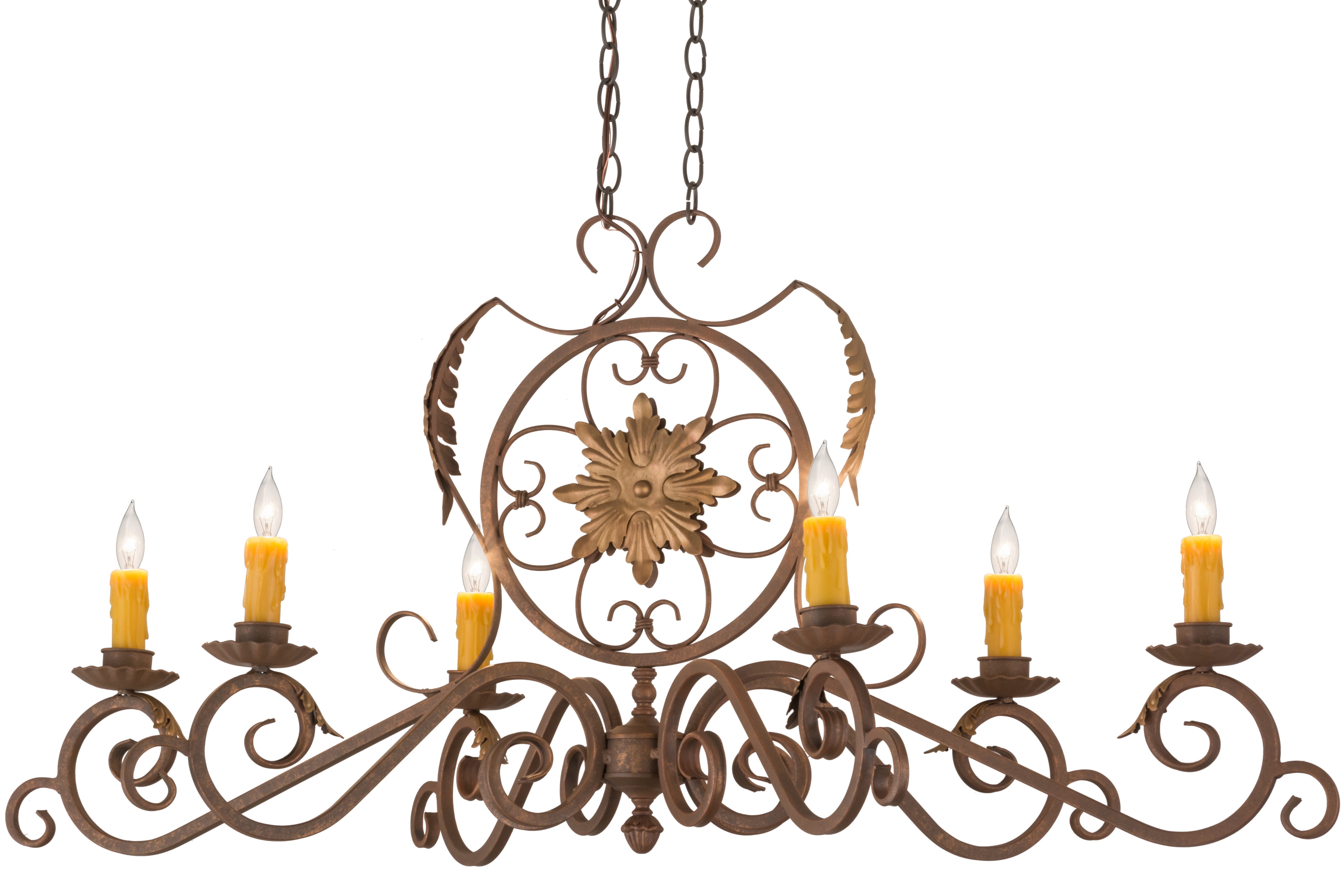 Picture of: Astoria Grand Swind 6 Light Candle Style Classic Chandelier Wayfair