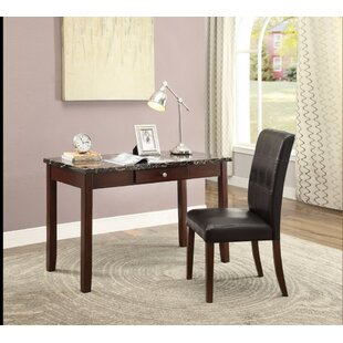 Winston Porter Forester Writing Desk and Chair Set