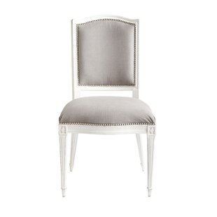 Arch Back Upholstered Dining Chair (Set of 2) Aidan Gray