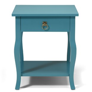 Danby End Table With Storage