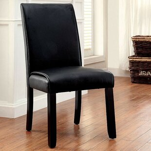 Hufnagel Upholstered Dining Chair (Set of 2)