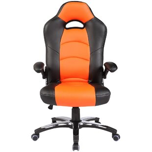 Top Reviews Destinie Gaming Racing Style High-Back Executive Chair by Ebern Designs Reviews (2019) & Buyer's Guide