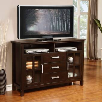 Ivy Bronx Carmagrim Tv Stand For Tvs Up To 78 Reviews Wayfair