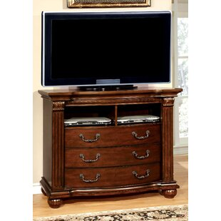 Find for Underwood 6 Drawers Media Chest By Fleur De Lis Living