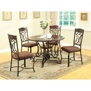 Fleur De Lis Living Cueto Astonishing Dining Table