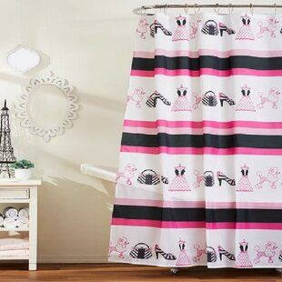 Mifflin Little Lady Single Shower Curtain