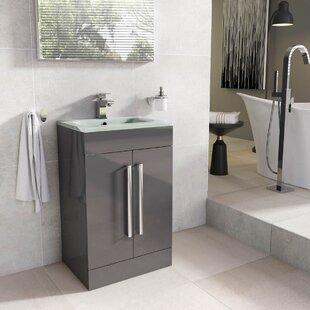 Chew 515mm Free-Standing Vanity Unit By Belfry Bathroom