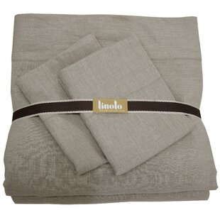 Find for Belgian Eco-Linen Sheet Set By Linoto