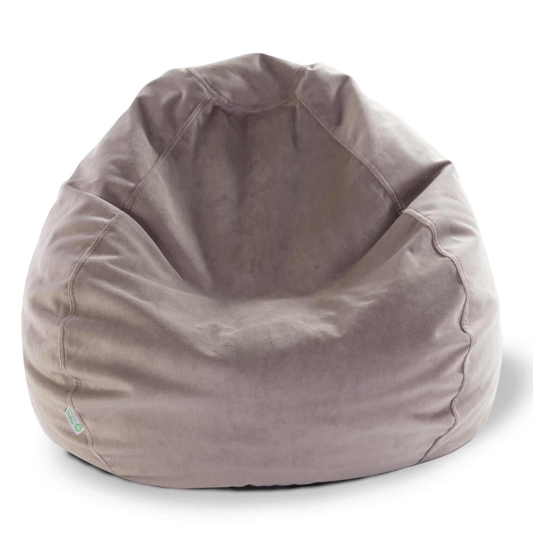 Majestic Home Goods Bean Bag Chair U0026 Reviews | Wayfair