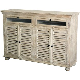Groveland 4 Door Cabinet by Rosecliff Heights