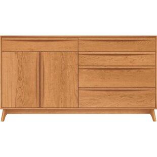 Copeland Furniture Catalina 5 Drawer Combo Dresser