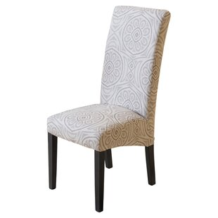Bungalow Rose Parsons Chair (Set of 2)