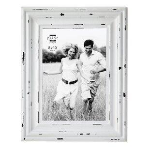 Distressed White Photo Frame Wayfair