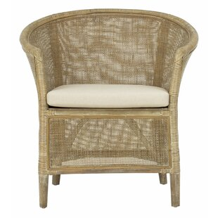 Dillon Rattan Barrel Chair