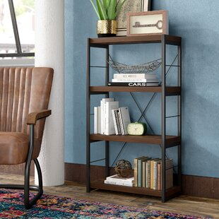 Reviews Karina Etagere Bookcase by Williston Forge