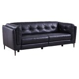 2 Seater Leather Recliner Sofa | Wayfair